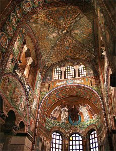 Basilique San Vitale - Ravenne