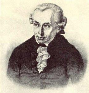 Emmanuel Kant [1724-1804]