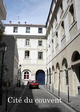 Cité du Couvent